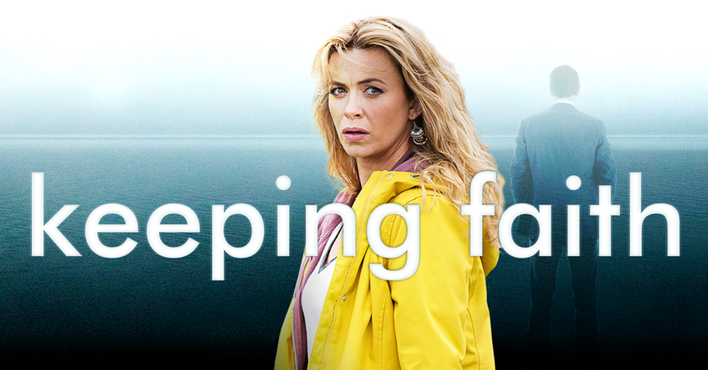 Keeping Faithto be broadcast on BBC One  - This record breaking,warm - hearted domestic thriller, is hitting BBC One this summer,see's Faith (Eve Myles) drawn into mystery when her husband vanishes.