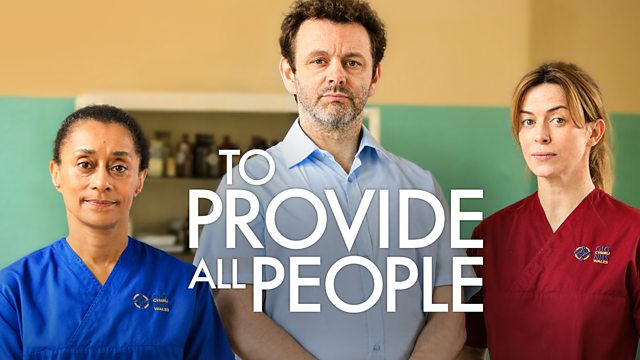 'To Provide All People' - available now on BBC iPlayer - Owen Sheer's film poem in tribute to the NHS is available now from the BBC.