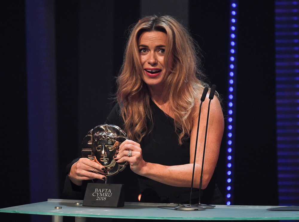 Keeping Faith/Un Bore Mercher wins three awards at BAFTA Cymru 2018! - Eve Myles won 'Best Actress' for her performance of Faith Howells in Keeping Faith/Un Bore Mecher, alongside Matthew Hall for 'Writer', and Amy Wadge and Laurence Love-greed for 'Original Music'.