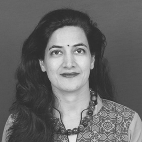 Priti Puri   Chief Administration Officer