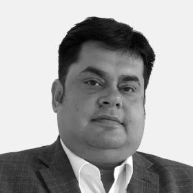 Soumendu Chatterjee  Sr. VP Kolkata(Residential Services)