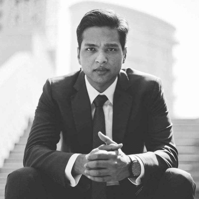Rishabh Gupta   Chief Strategy Officer