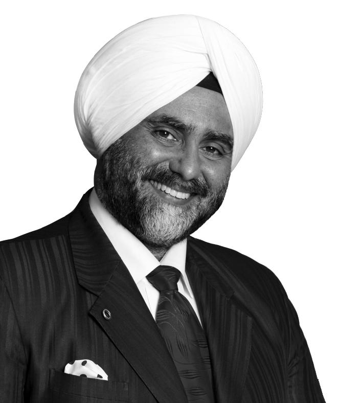 Mandeep Singh Lamba   President (South Asia)