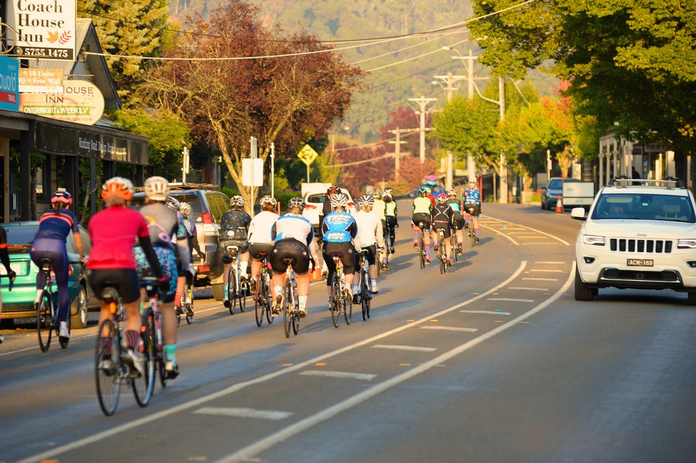climb mt buffalo - It's 7:30 Saturday morning at Festival HQ, Bright Brewery, and over 100 women cyclists, are ready to push to the peak together, on the  Buffalo Womens Ride.Bonded by their love of a challenge and common levels of ability, fitness and experience, small size groups led by Ride Ambassadors, will set off along the Great Alpine Road to Porepunkah for 6km, before turning onto the Mt Buffalo Road. Over the next 6km, the first hill kicks in offering a gentle warm up, and after a short descent you pass the Mt Buffalo National Park entry where the true climb of Mt Buffalo begins.From there, it's just one natural wonder after another in this unique landscape of imposing granite tors, towering cliffs, waterfalls, lush eucalyptus forests, snowgums, wildflowers and native ferns. There's a false flat near the mid-way point of the ascent, offering some welcome relief from the climbing. At around 18km you reach a crest, descending slightly to the alpine plateau before a couple of final kilometres up to the Chalet, where the rewards and applause will be worth the awesome effort!Descending is also part of the ride - our aim is to support all cyclists to descend safely, particularly those new to the mountains. With a skills workshop on the Friday we will also have our Ride Ambassadors there to support you all the way back to Bright.Read more about the Mt Buffalo climb, including distance, profile & elevation on the 7 Peaks Ride website.