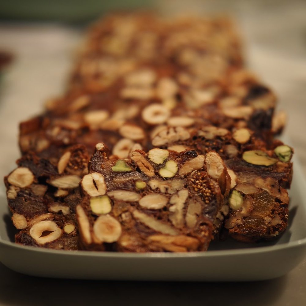 Fruit and nut bread.  Photo: Emma Parlons  @lifeofyablon
