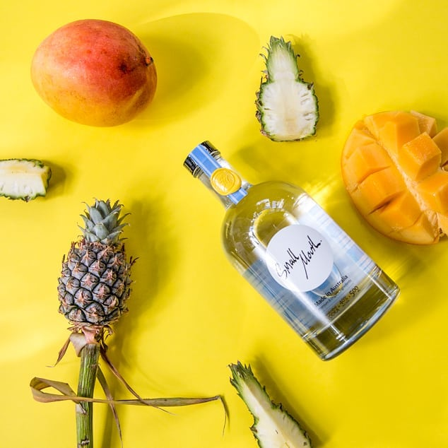 Start the New Year sipping pretty with summery ingredients such as these. Chin-chin!🍍🌴☀️🍃🍸 📸 @mgdastudio . . . . #organic #organicproducts #madeinaustralia #vodka #cocktails #handcrafted #happynewyear #holidays #picnic #shoplocal #australianvodka #tropical #drink #vodkacocktail #pineapple #veganfriendly #glutenfree #preservativefree #bars #smallbatch #photography #thirstythursdays #design #sydney #sydneybars #melbourne #melbournebars #brisbane #yellow #drinkbettervodka