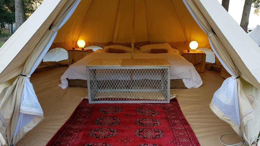 Bell tent 5m with king bed or 2 single beds.jpg