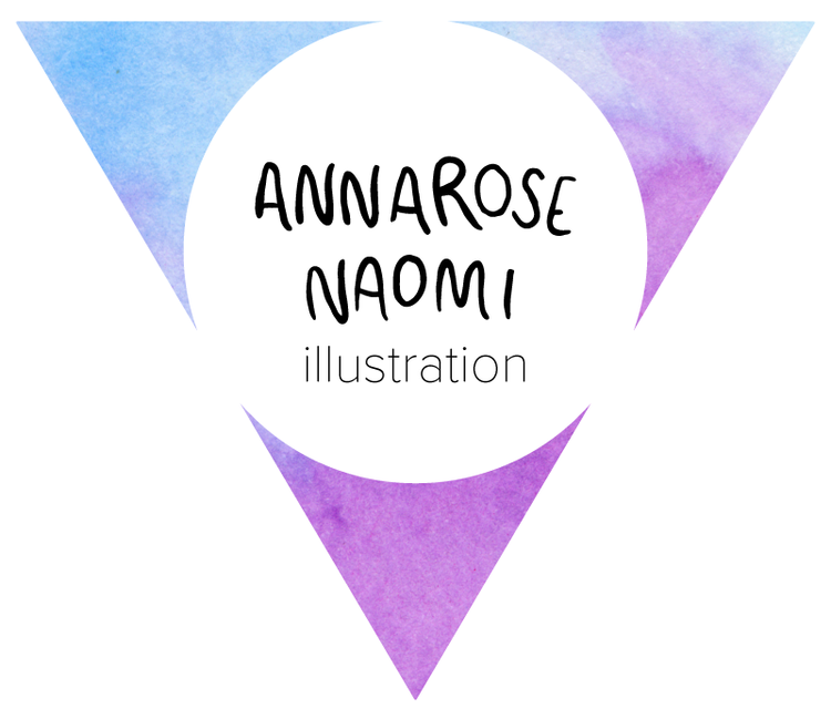 Annarose Naomi Illustration