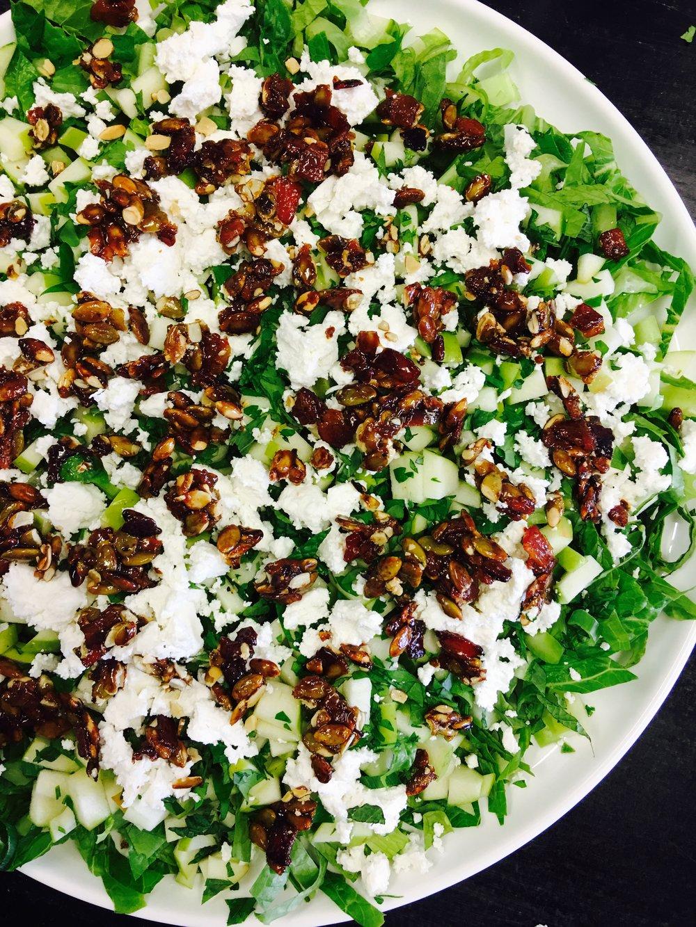 Pepita Crunch Salad