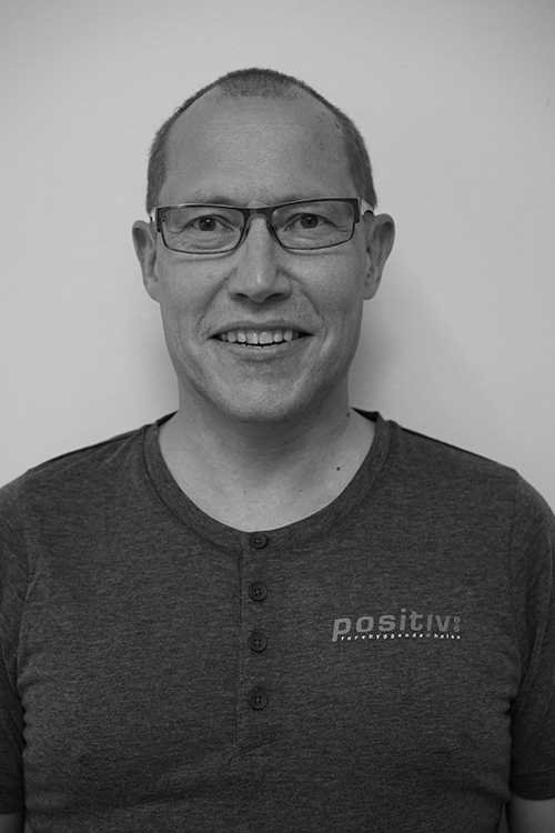 Kjell Halvorsen - Massasjeterapeut