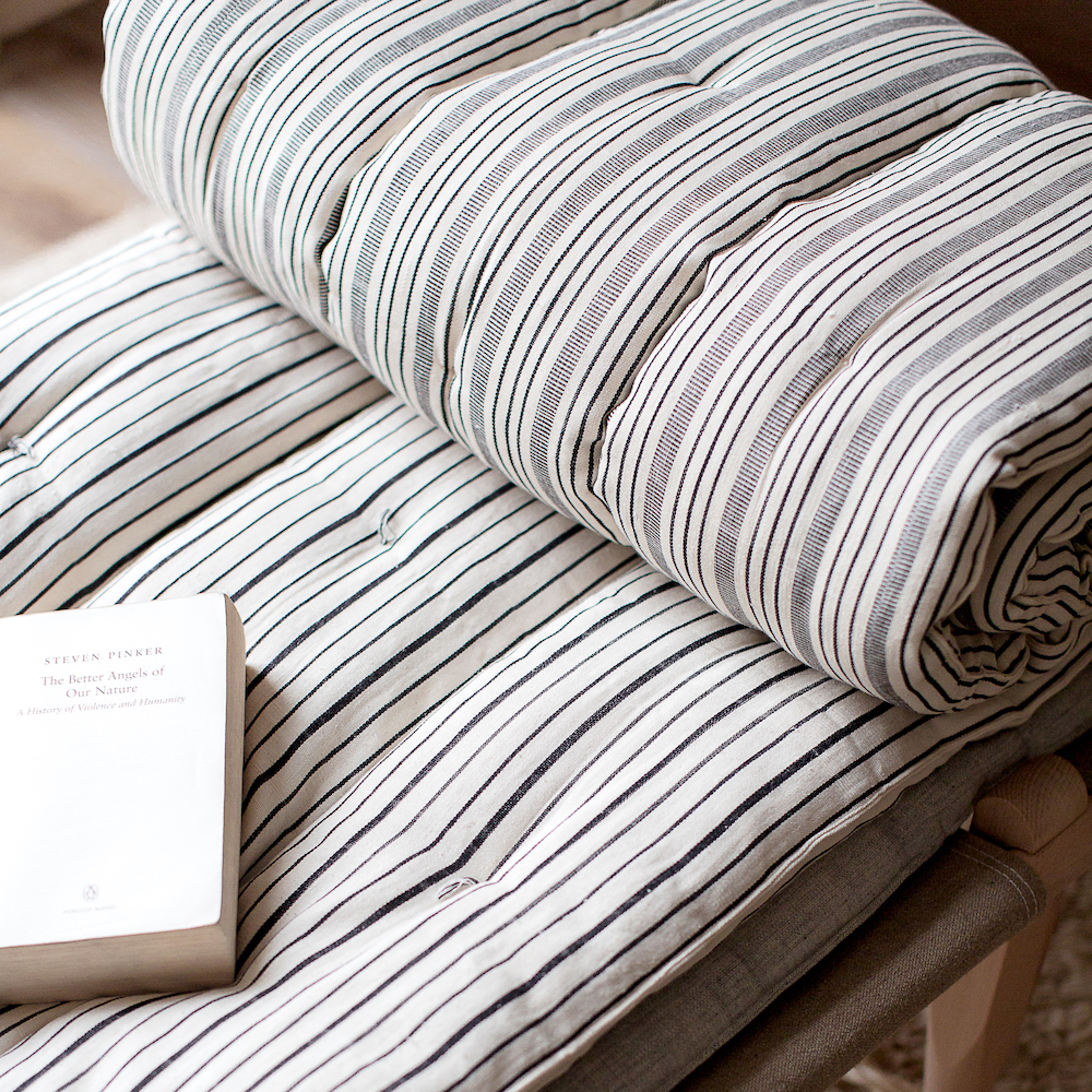 Ingredients LDN stripey day bed