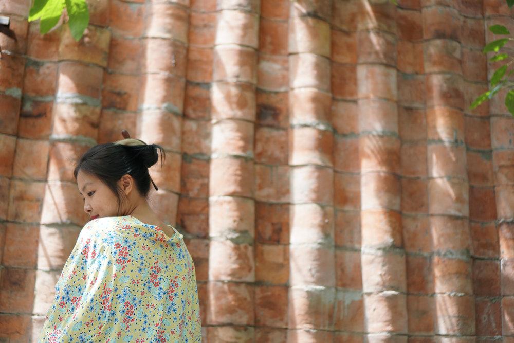 A photo-shooting day with  Meraki  at Hum