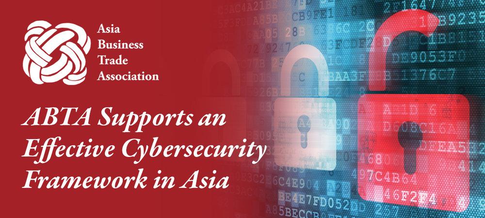 ABTA cybersecurity framework