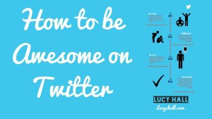 How to use Twitter (2)