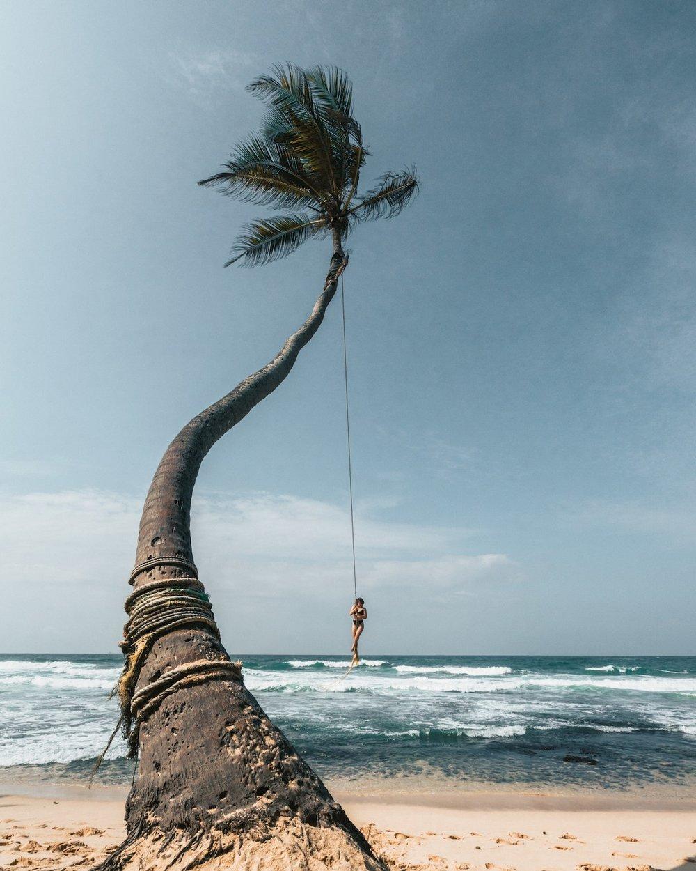 Sri Lanka Dallawella Beach by @carmenhuter