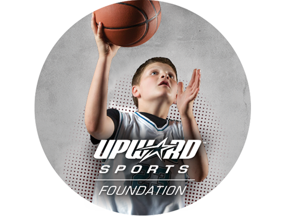 Upward Sports Foundation Partner with the Upward Sports Foundation to help young athletes in need.