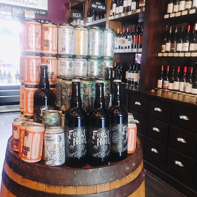 Have you checked out our Beer of the Month yet? This month, we're featuring beers from Three Taverns Brewery in Decatur, GA. #hfbottleshop . . . . . . . . . . . . . #bottleshop #shopsmall #shoplocal #beer #threetaverns #lager #craftbeer #cocktail #spirits #wine #whiskey #whisky #vodka #rum #gin #rye #atl #atlanta #atldrinks