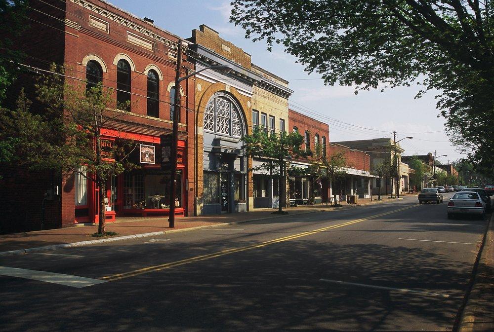 Downtown Warrenton