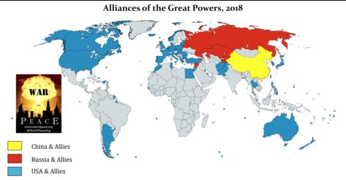 China Map Game.Nato Vs Russia War Vs Peace