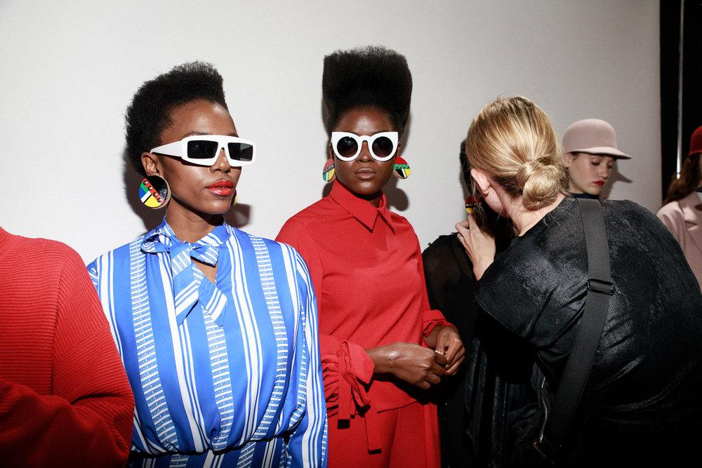 Image by  Henry Marsh Photography  at  SA Fashion Week