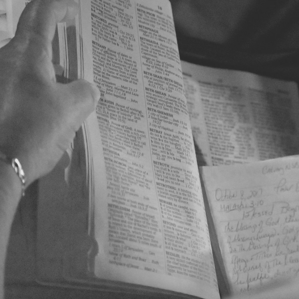 BIBLE - CENTERED - There are some things we are unapologetic about. Teaching from the entire Bible is one of them. We believe the Word of God is divinely inspired, infallible, and is the final authority