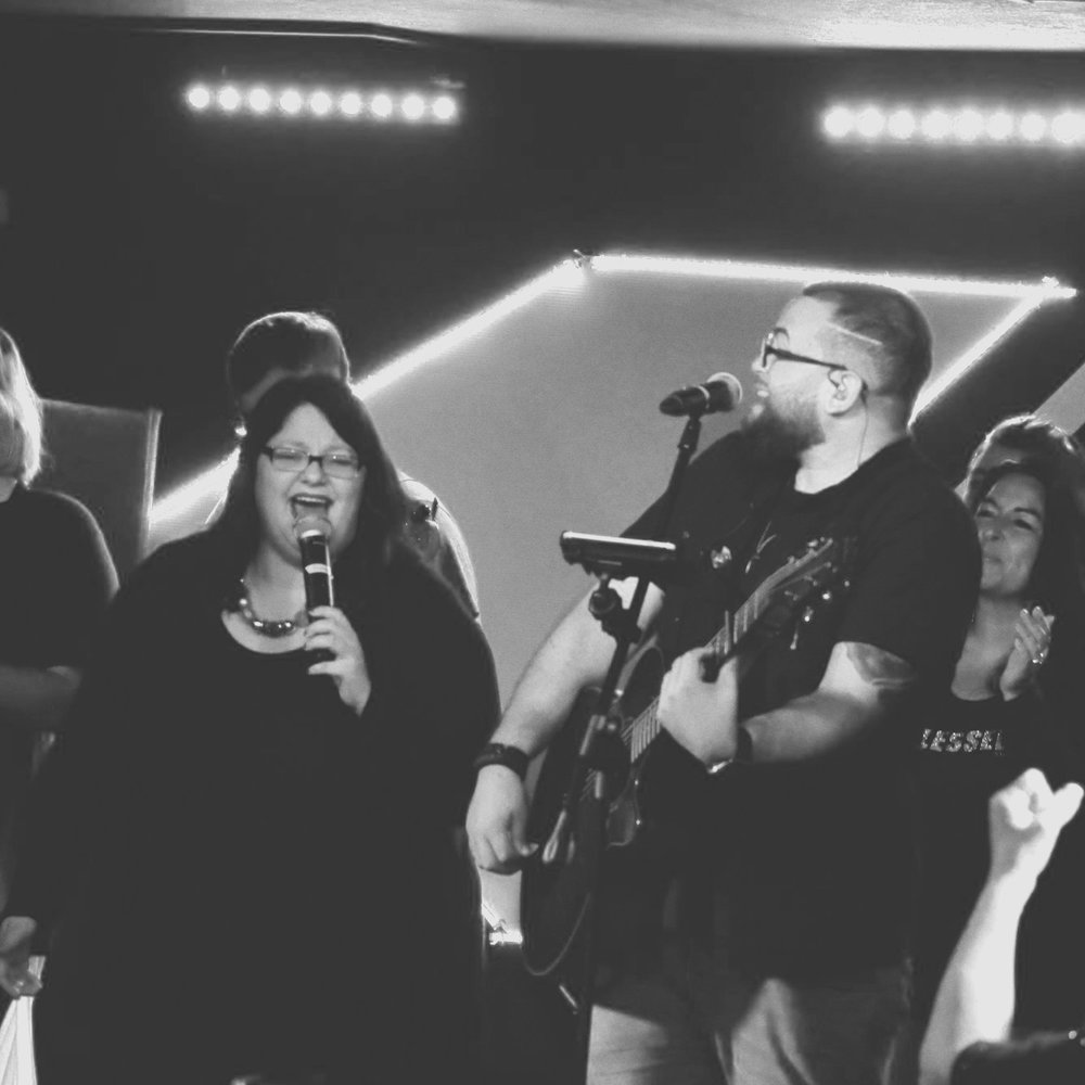 HIGH ENERGY - You have never experienced a church like ours. We want to take your worship experience to the next level. Feel the bass in your chest during worship and sit on the edge of your seat during the message. We aren't timid and we don't slow down.