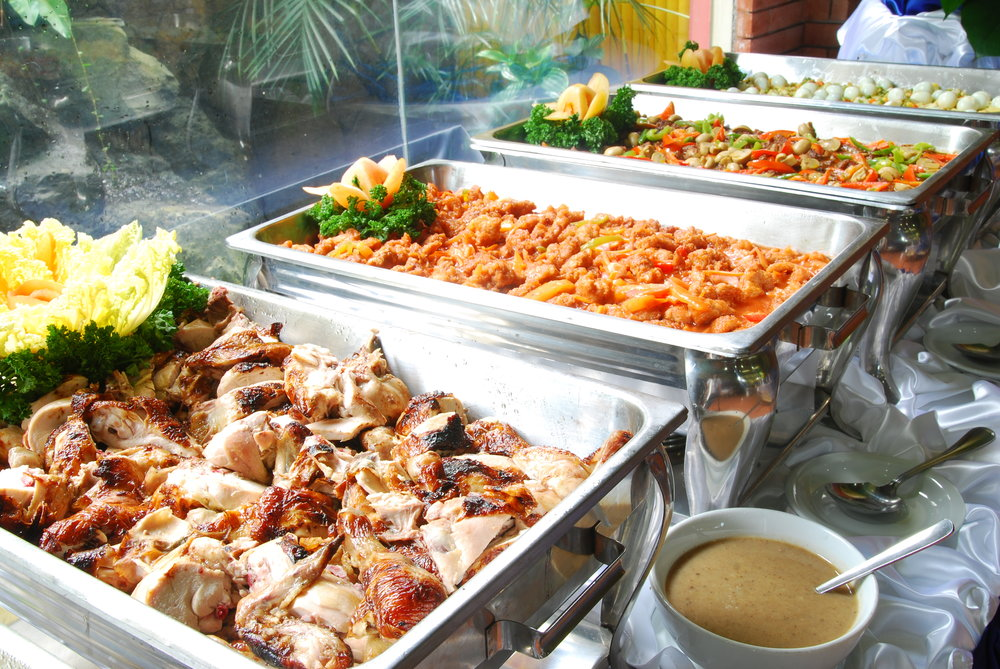 Download Our Catering Guide -