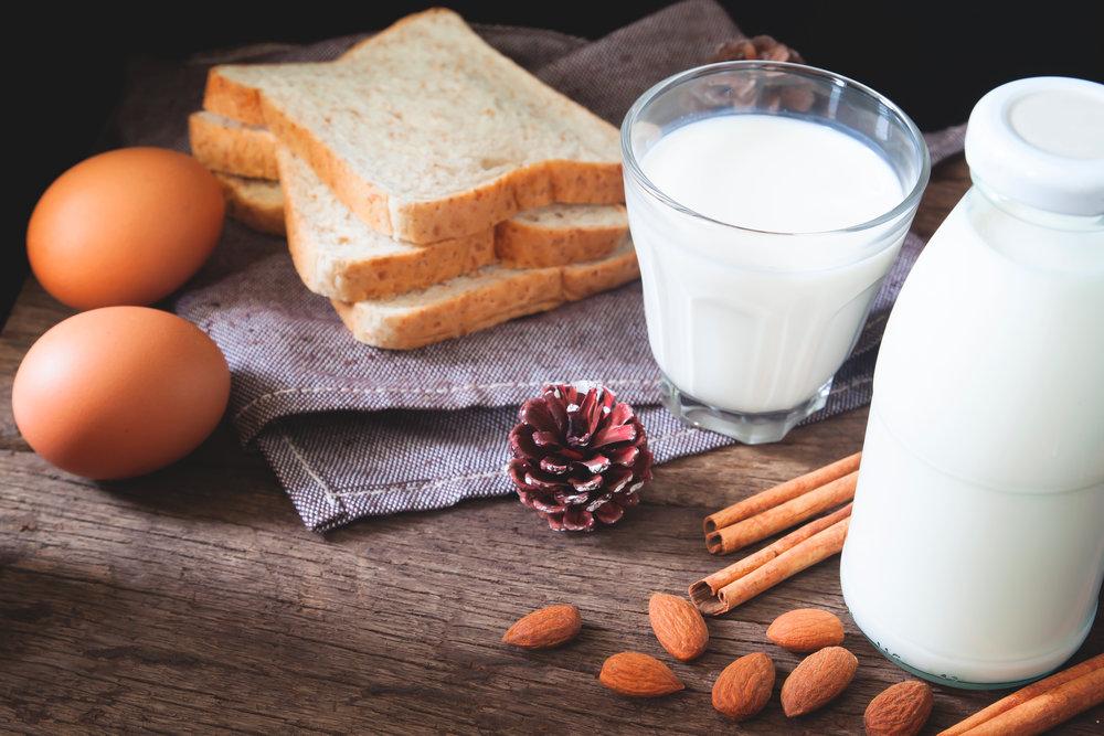 Allergens & Nutritionals -