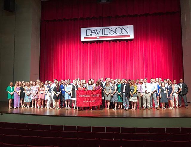 Amazing Night. Class of 1998. #davidson20th #davidsonreunion