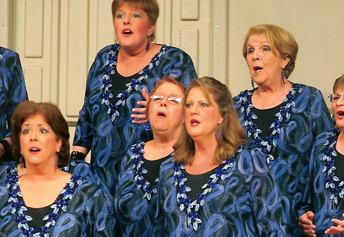 What is Barbershop? — Chesapeake Harmony Chorus