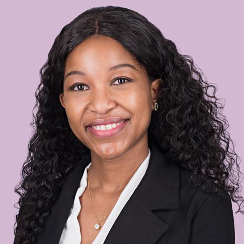 Pamela Moyo  Trainee Paraplanner