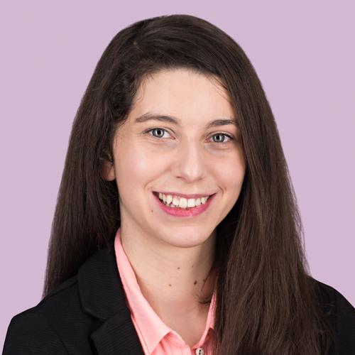 Victoria Peck  Client Services Administrator