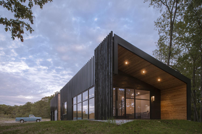 Shibumi House Arkifex Modern Architecture Springfield Mo