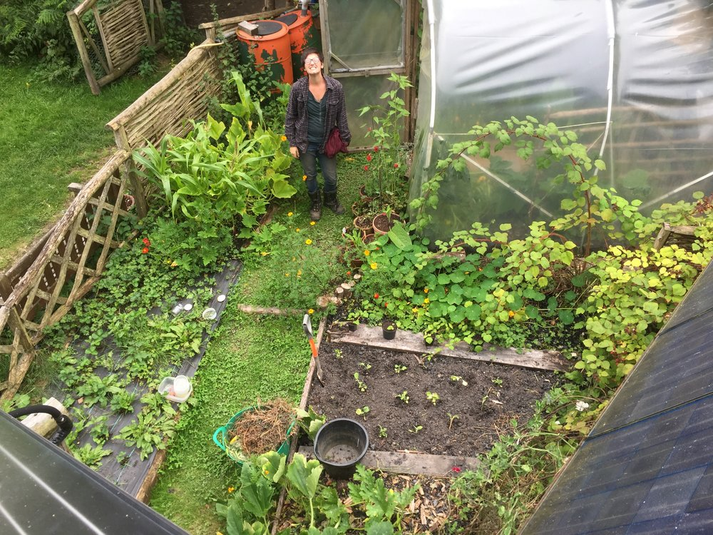 Land Based Permaculture -