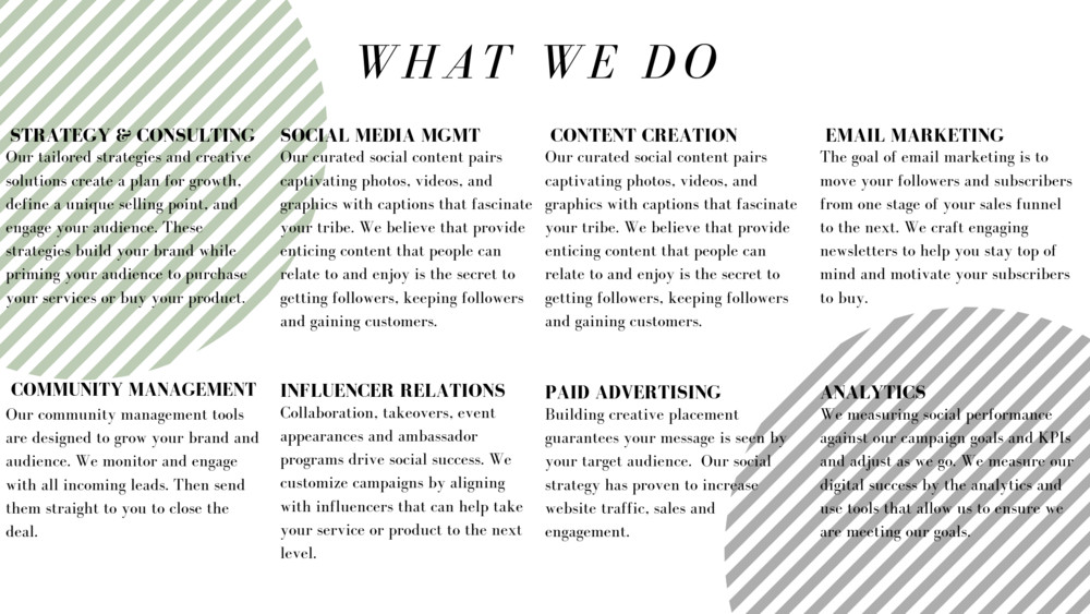Copy of Our specifically tailored media strategies and creative solutions create a plan for growth, define a unique point of view, and help engage your audience in ways that feel tailored and completely on-brand. So  (1).png
