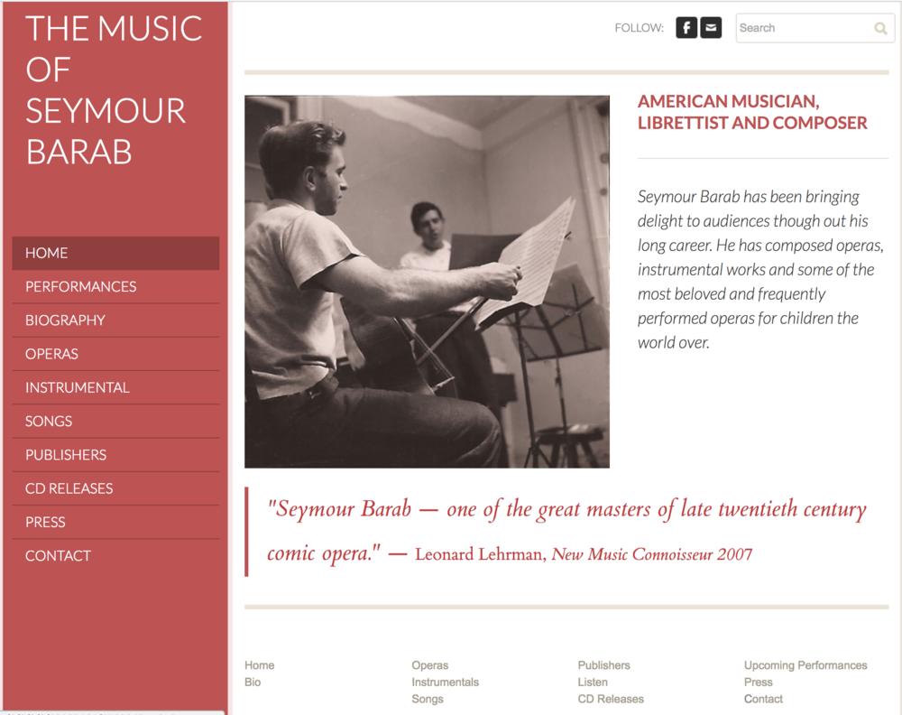 Composer's Catalogue