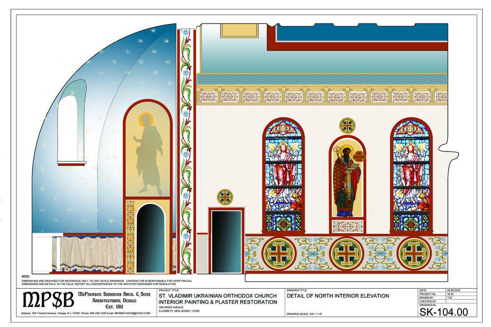 BAS Decorative and Conservation Arts Presentation Graphic