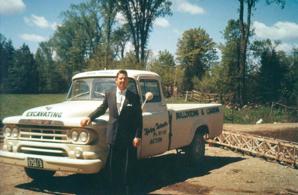 Norm Turner - mid 50's