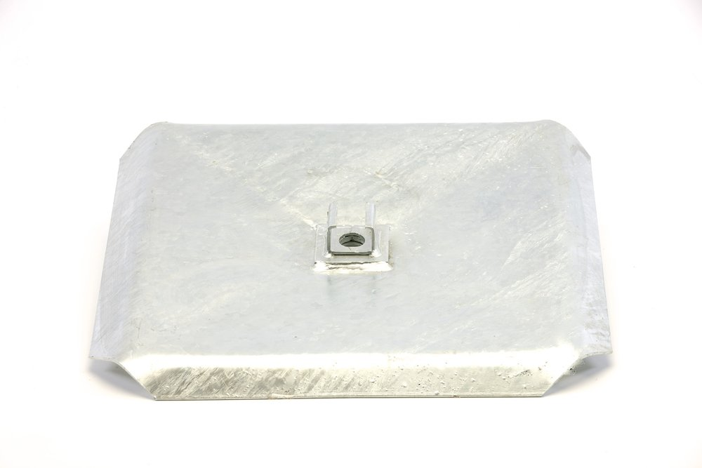 Square Plate Anchor