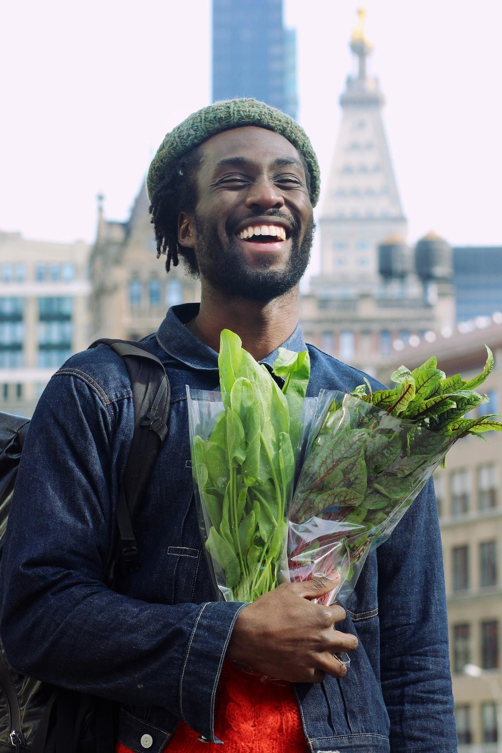 VICE: MUNCHIES - Bringing Jamaican Flavors to NYC's Queer Food Revolution