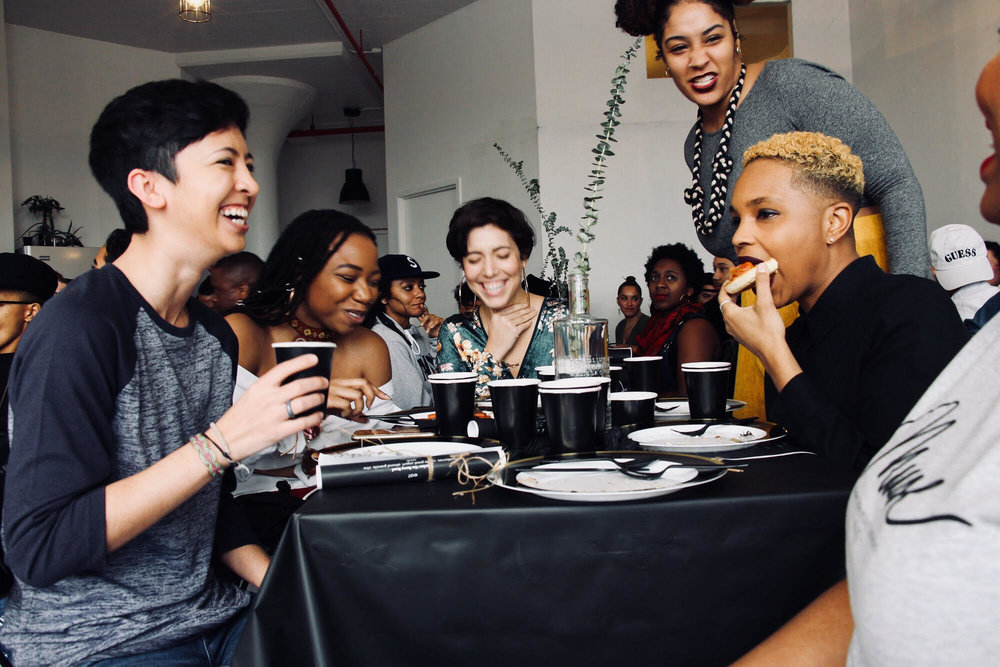 the NEWYORK TIMEs - Building a Table for All: The Ascent of Queer Food Culture
