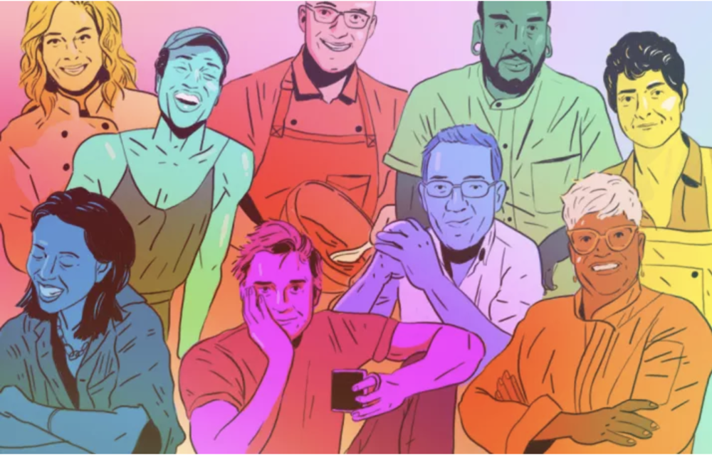 buzzfeed - 12 LGBT Food Industry Leaders Get Real About Inclusiveness in the Kitchen