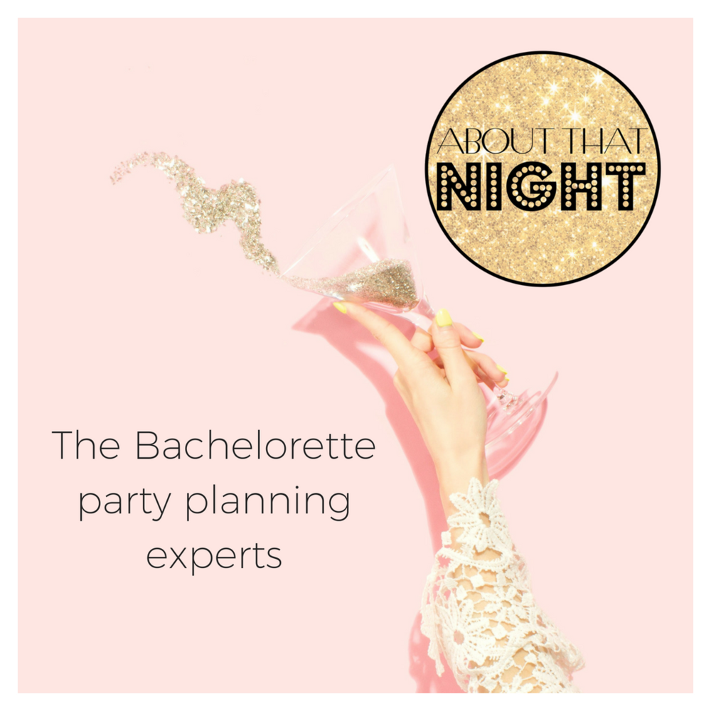 We have partnered with www.aboutthatnight.ca to help you plan the ultimate bachelorette party! Contact us for details.
