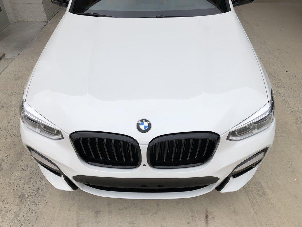 BMW X3 M Paint Protection