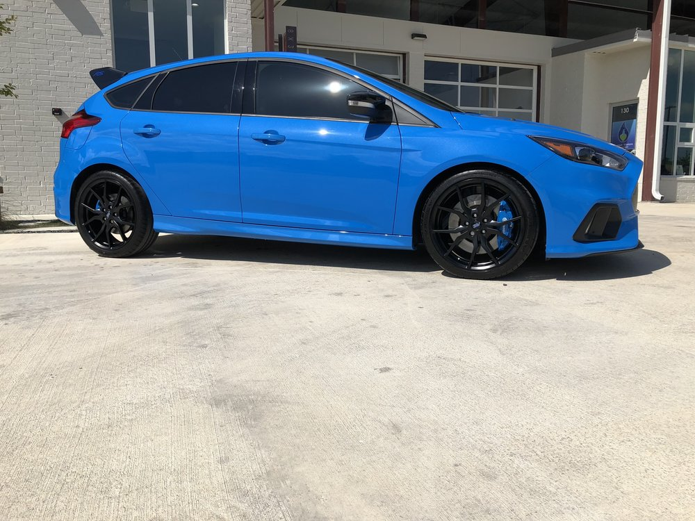 Ford Focus RS Paint Protection