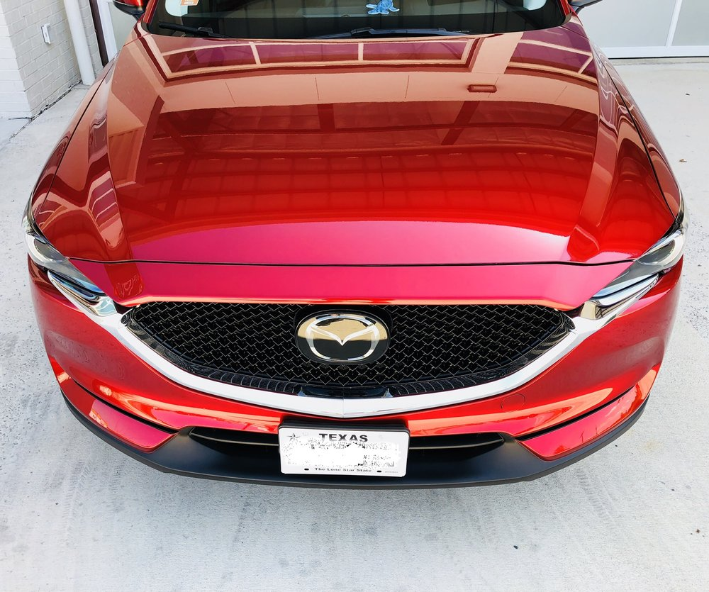 Mazda Paint Protection