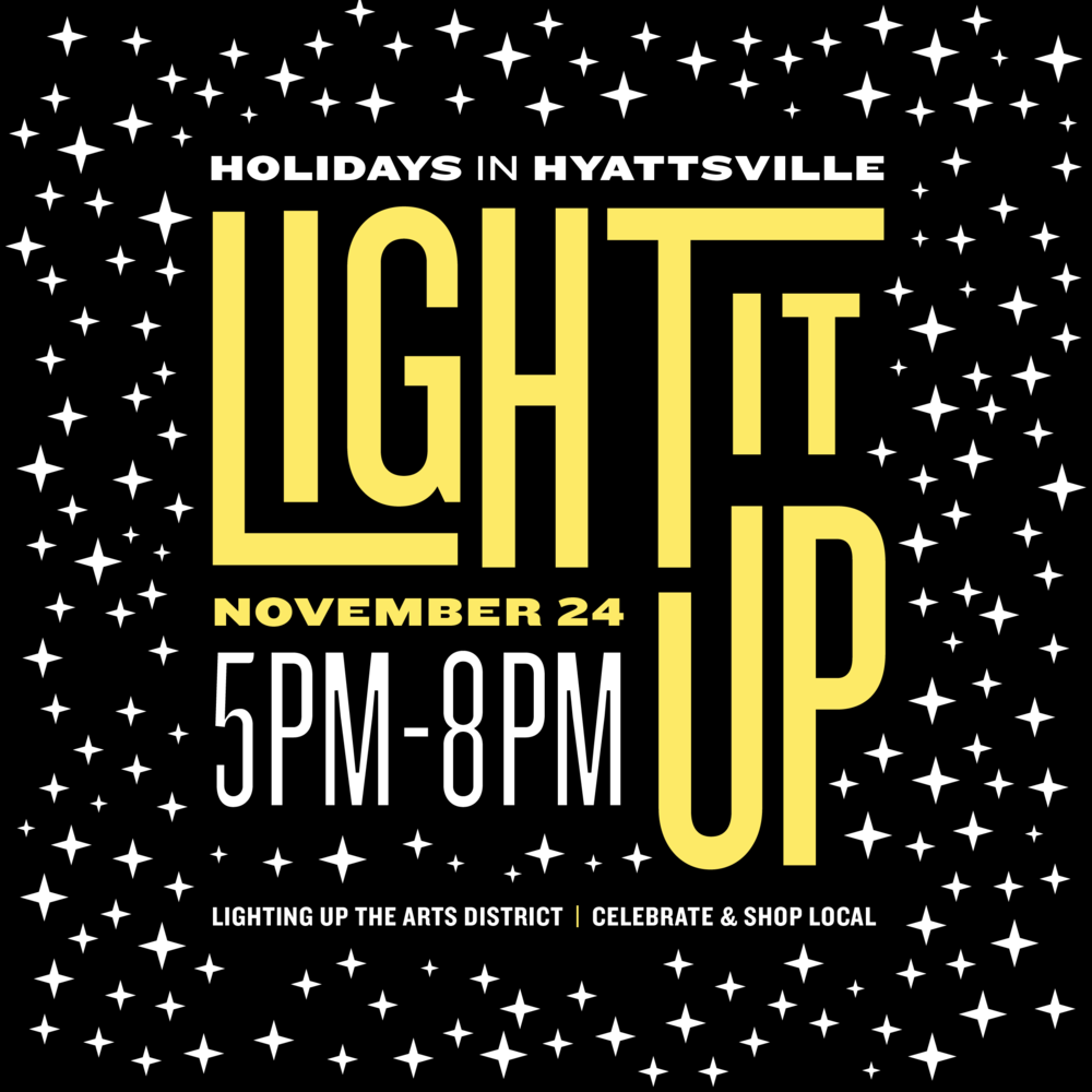 "To find out what businesses are ""Lighting Up"" on Friday evening, check out our interactive map   here!"