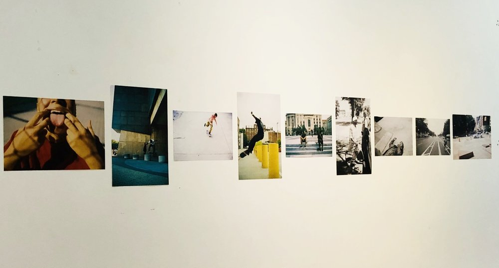 Studio SoHy - Have you checked out the latest show at Studio SoHy? One of Sami Cole's photographs would make the perfect gift for your favorite skater.  From the