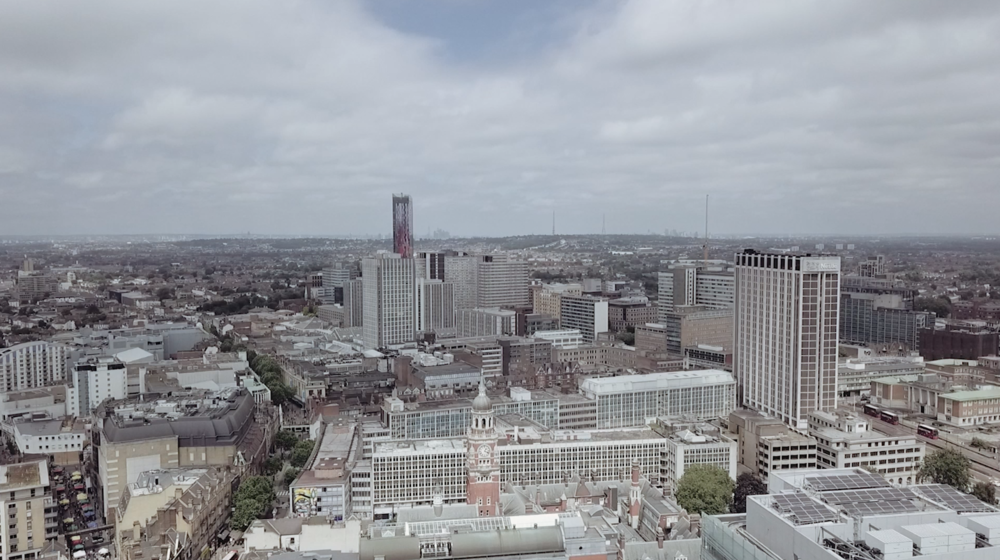 Connected Space - Croydon's Urban Regeneration Platform