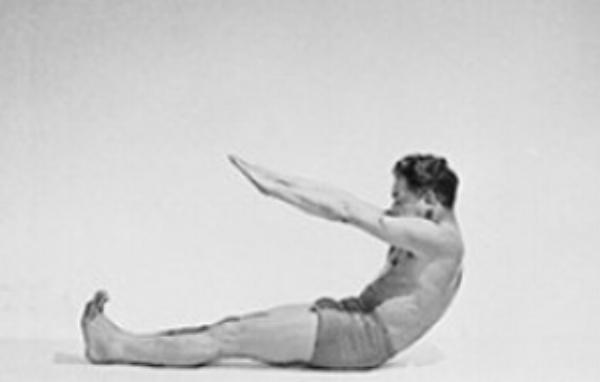 This is Joseph Pilates